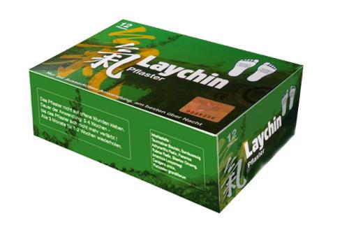 Laychin wellness Pflaster packung